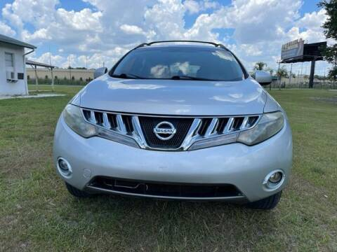 2009 Nissan Murano for sale at AM Auto Sales in Orlando FL