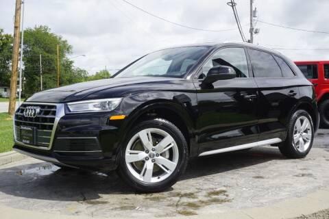 2018 Audi Q5 for sale at Platinum Motors LLC in Heath OH