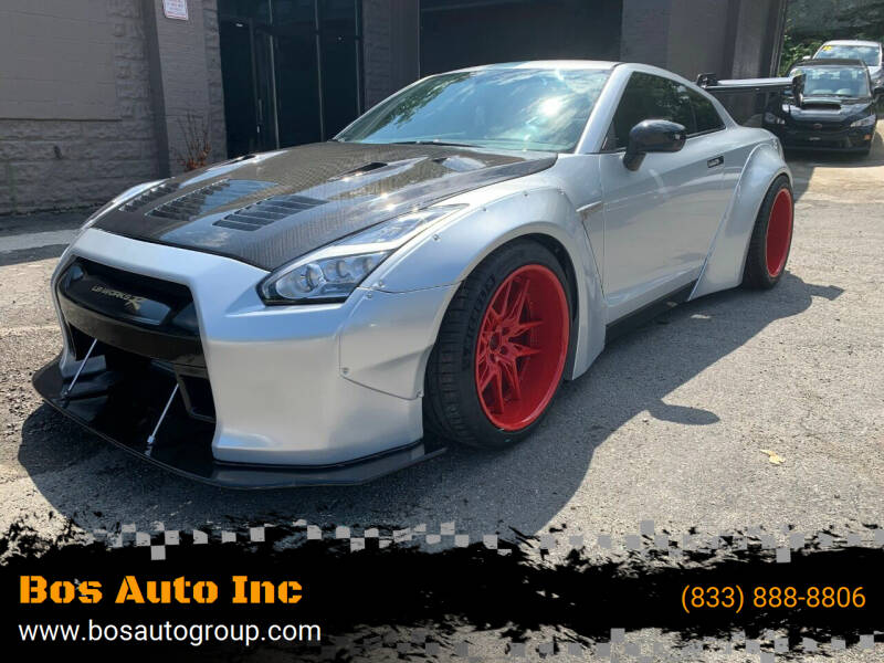 2017 Nissan GT-R for sale at Bos Auto Inc in Quincy MA