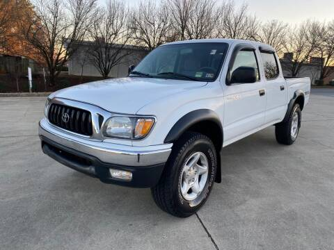2004 Toyota Tacoma for sale at Triple A's Motors in Greensboro NC