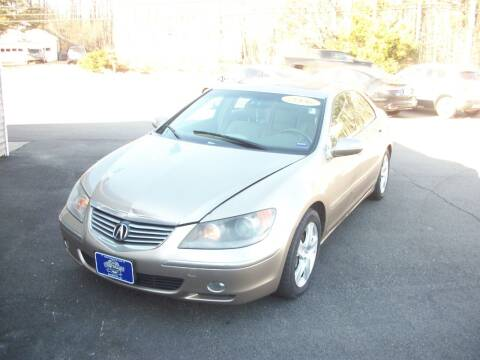 2006 Acura RL for sale at Auto Images Auto Sales LLC in Rochester NH