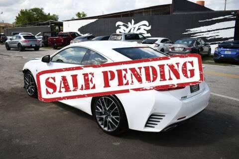 2016 Lexus RC 200t for sale at STS Automotive - Miami, FL in Miami FL