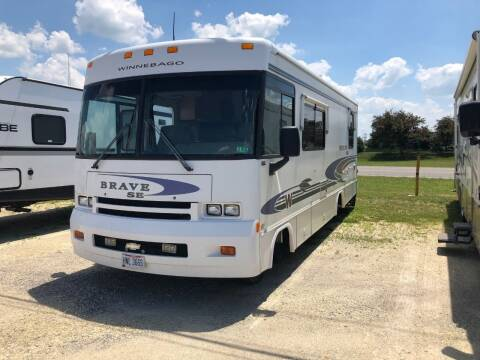 2001 Winnebago Brave for sale at Kill RV Service LLC in Celina OH