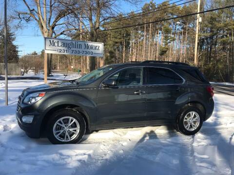 2017 Chevrolet Equinox for sale at McLaughlin Motorz in North Muskegon MI