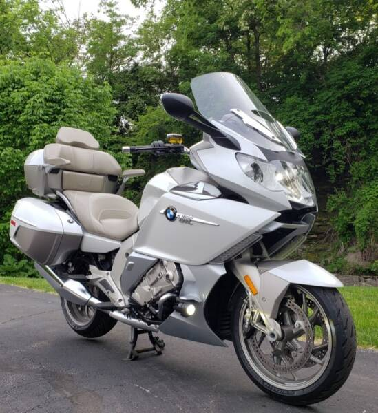 2015 BMW K 1600 GTL Exclusive for sale at The Motor Collection in Columbus OH