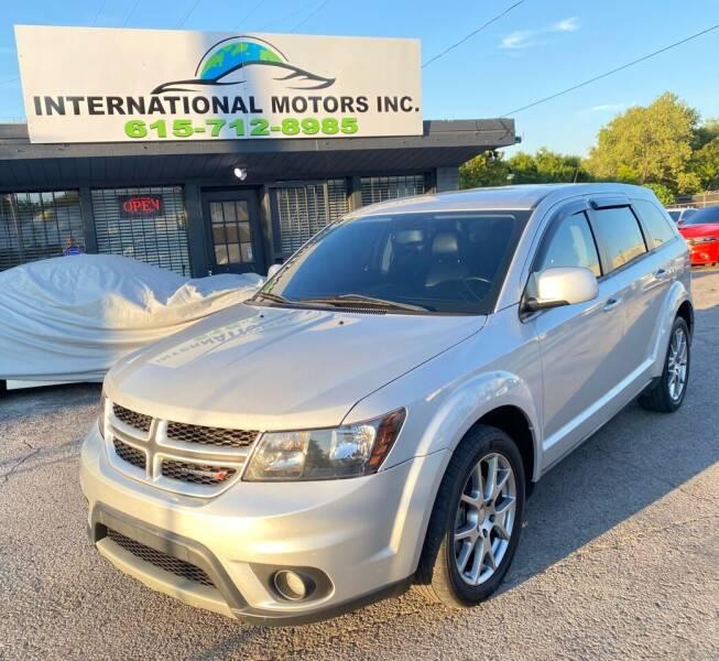 2014 Dodge Journey for sale at International Motors Inc. in Nashville TN