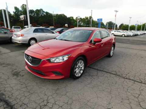 2014 Mazda MAZDA6 for sale at Paniagua Auto Mall in Dalton GA