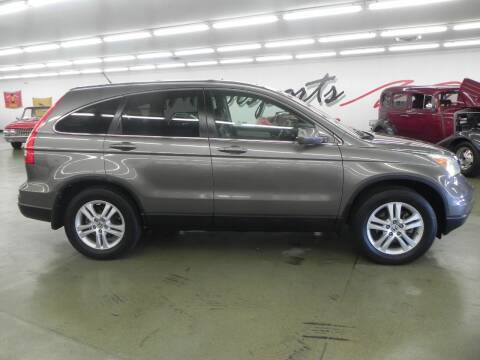 2010 Honda CR-V for sale at 121 Motorsports in Mt. Zion IL