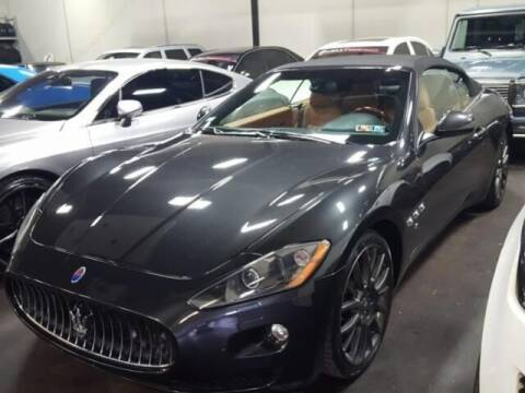 2012 Maserati GranTurismo for sale at Cj king of car loans/JJ's Best Auto Sales in Troy MI