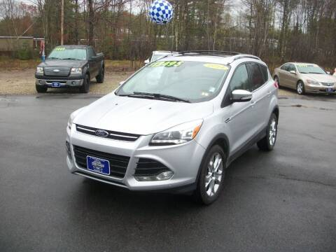 2014 Ford Escape for sale at Auto Images Auto Sales LLC in Rochester NH