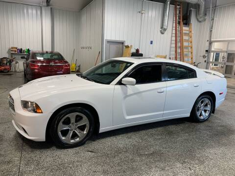 2012 Dodge Charger for sale at Efkamp Auto Sales LLC in Des Moines IA
