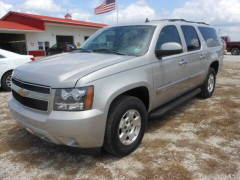 2009 Chevrolet Suburban for sale at JUDD MOTORS INC in Lancaster MO