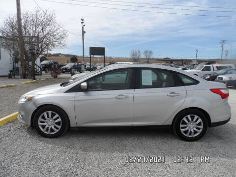 2012 Ford Focus for sale at Town and Country Motors in Warsaw MO