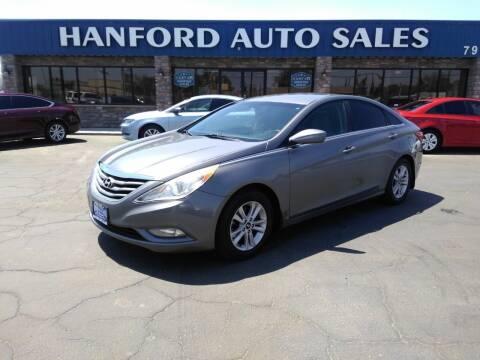 2013 Hyundai Sonata for sale at Hanford Auto Sales in Hanford CA