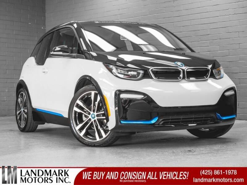 2018 BMW i3 for sale in Bellevue, WA