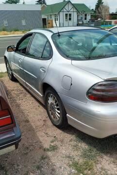2001 Pontiac Grand Prix for sale at Good Guys Auto Sales in Cheyenne WY