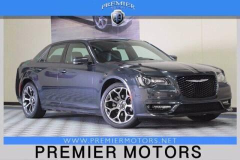 2018 Chrysler 300 for sale at Premier Motors in Hayward CA
