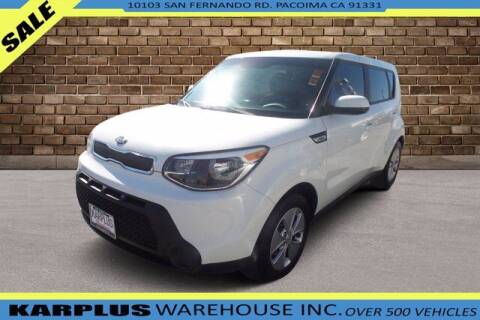 2016 Kia Soul for sale at Karplus Warehouse in Pacoima CA