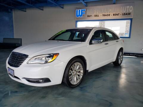 2014 Chrysler 200 for sale at Wes Financial Auto in Dearborn Heights MI