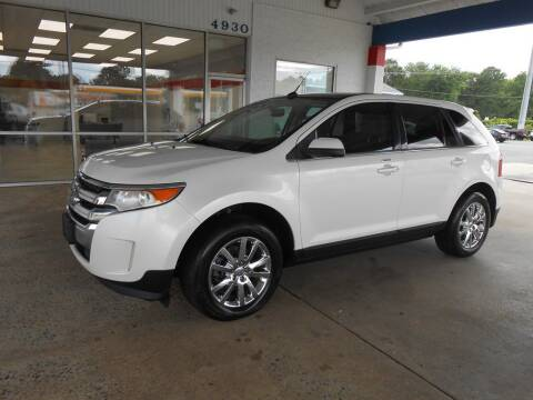 2011 Ford Edge for sale at Auto America - Monroe in Monroe NC