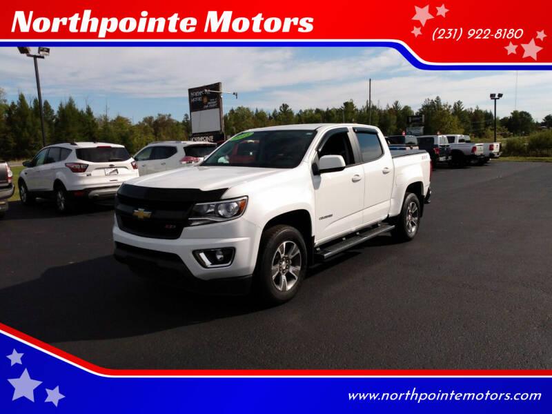 2015 Chevrolet Colorado for sale at Northpointe Motors in Kalkaska MI