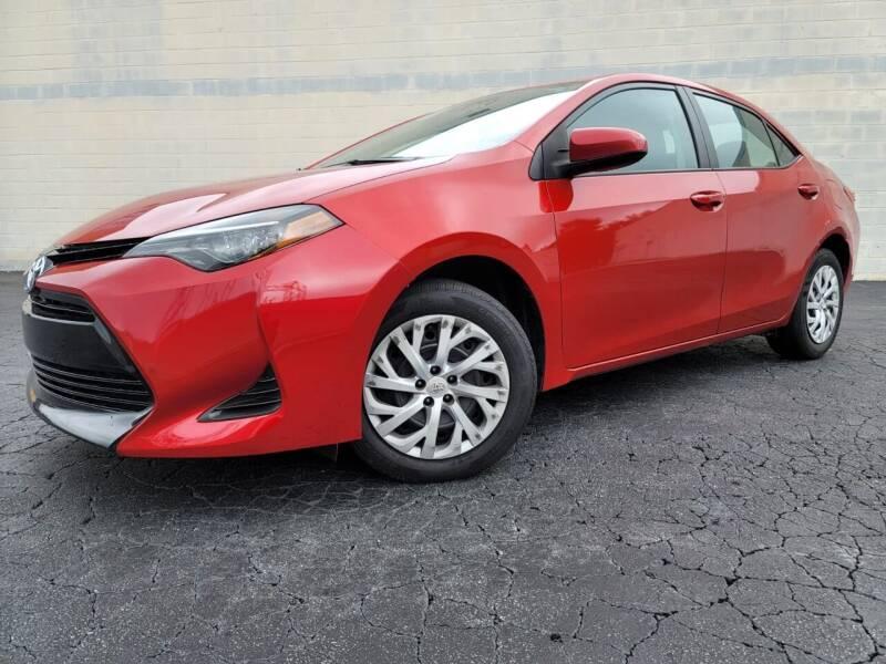 2019 Toyota Corolla for sale at AUTO FIESTA in Norcross GA