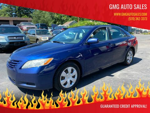 2009 Toyota Camry for sale at GMG AUTO SALES in Scranton PA