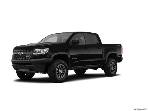 2018 Chevrolet Colorado for sale at Griffin Mitsubishi in Monroe NC
