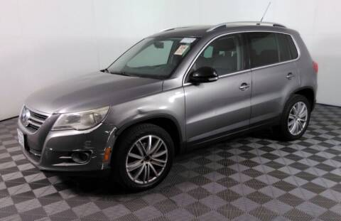2010 Volkswagen Tiguan for sale at SoCal Auto Auction in Ontario CA