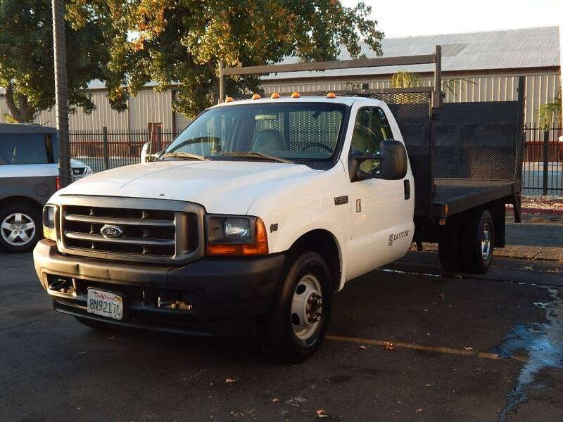2001 Ford F-350 Super Duty for sale at Gilroy Motorsports in Gilroy CA