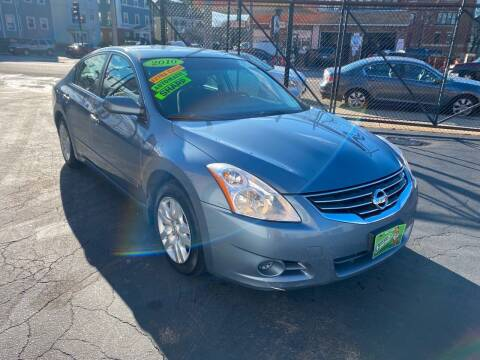 2010 Nissan Altima for sale at Adams Street Motor Company LLC in Dorchester MA