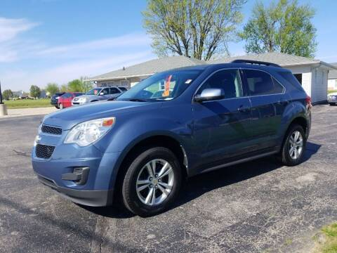 2011 Chevrolet Equinox for sale at CALDERONE CAR & TRUCK in Whiteland IN