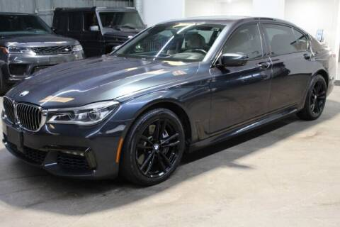 2016 BMW 7 Series for sale at ESPI Motors in Houston TX