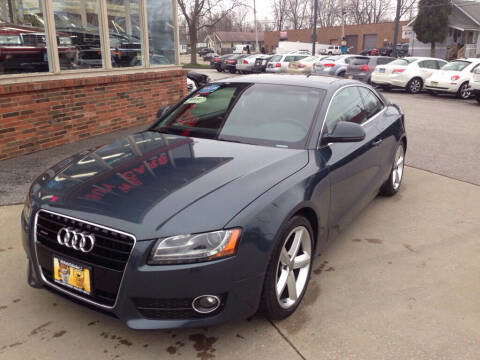 2009 Audi A5 for sale at MR Auto Sales Inc. in Eastlake OH