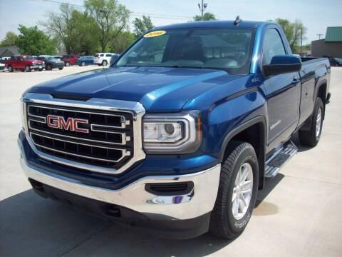 2016 GMC Sierra 1500 for sale at Nemaha Valley Motors in Seneca KS