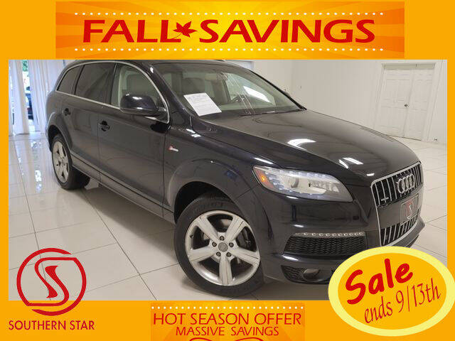 2014 Audi Q7 for sale at Southern Star Automotive, Inc. in Duluth GA