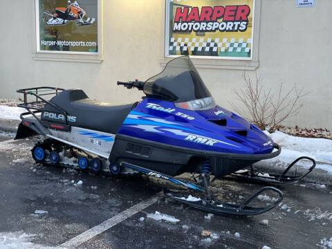1999 Polaris Indy Trail 550  for sale at Harper Motorsports-Powersports in Post Falls ID