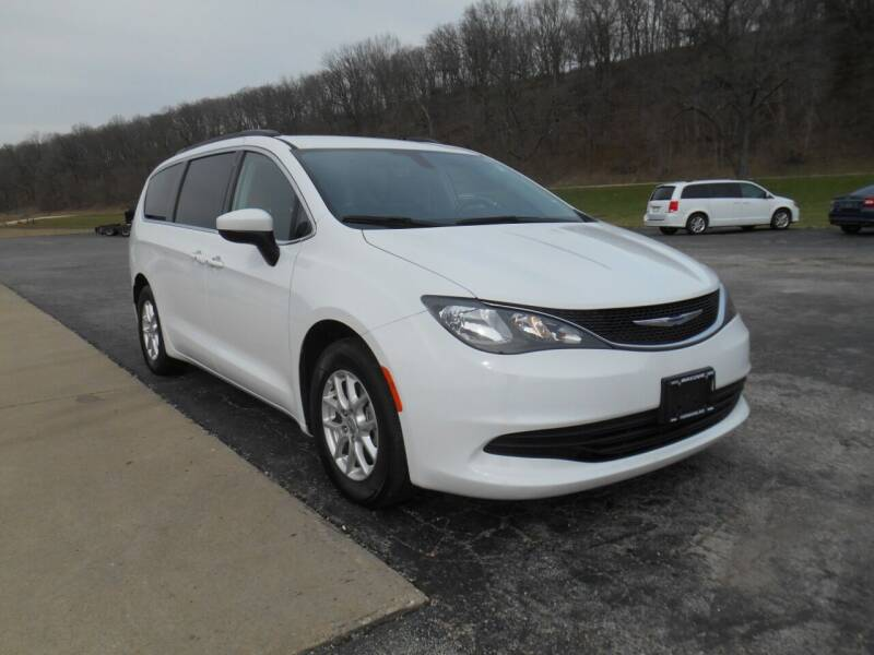 2020 Chrysler Voyager for sale at Maczuk Automotive Group in Hermann MO