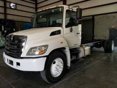 2011 Hino 268 for sale at Transportation Marketplace in West Palm Beach FL