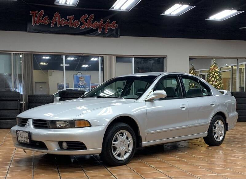 2002 Mitsubishi Galant for sale at The Auto Shoppe in Springfield MO