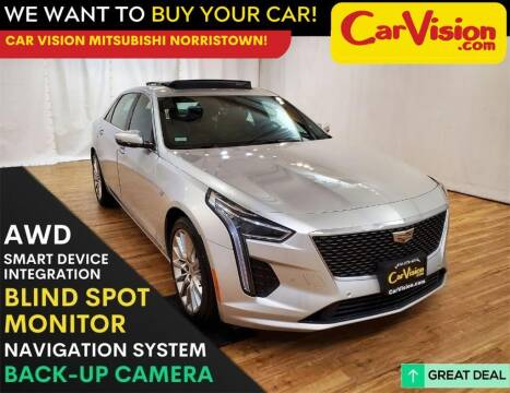 2019 Cadillac CT6 for sale at Car Vision Mitsubishi Norristown in Trooper PA