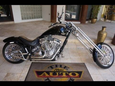 2003 Bourget Chopper for sale at The New Auto Toy Store in Fort Lauderdale FL