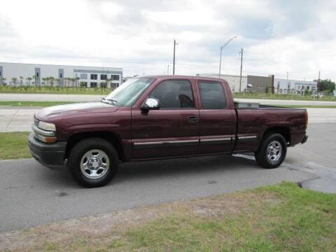 2002 Chevrolet Silverado 1500 for sale at HUGH WILLIAMS AUTO SALES in Lakeland FL