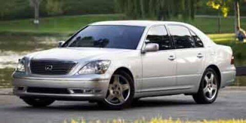 2004 Lexus LS 430 for sale at Suburban Chevrolet in Claremore OK