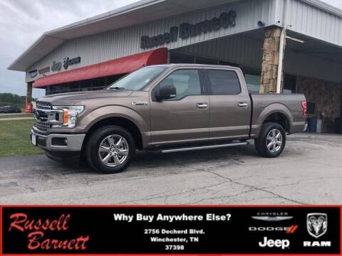 2019 Ford F-150 for sale at Russell Barnett Chrysler Dodge Jeep Ram in Winchester TN