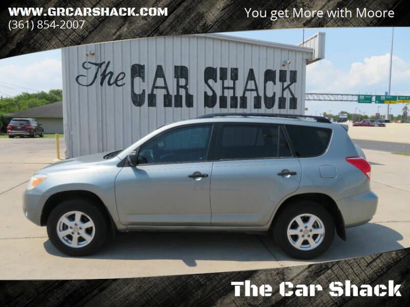 2007 Toyota RAV4 for sale at The Car Shack in Corpus Christi TX