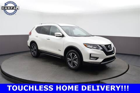 2017 Nissan Rogue Hybrid for sale at M & I Imports in Highland Park IL