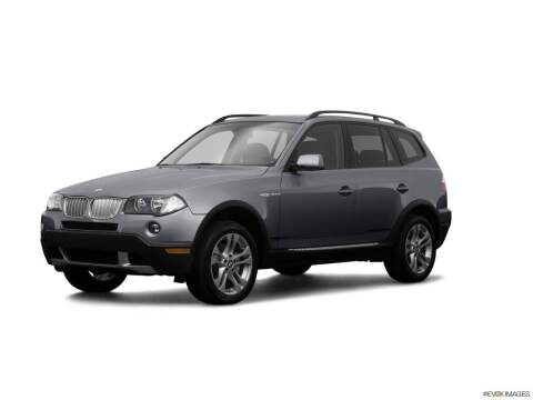 2008 BMW X3 for sale at Griffin Mitsubishi in Monroe NC