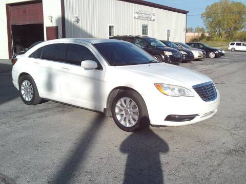 2011 Chrysler 200 for sale at Settle Auto Sales TAYLOR ST. in Fort Wayne IN