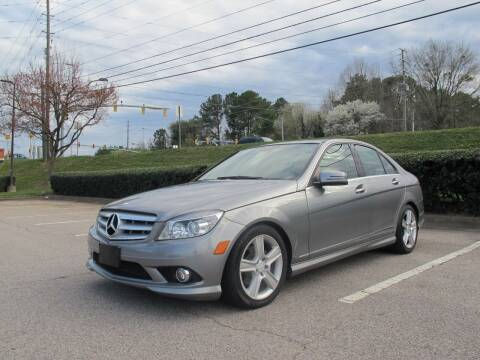 2010 Mercedes-Benz C-Class for sale at Best Import Auto Sales Inc. in Raleigh NC